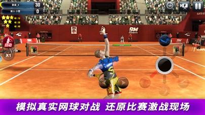 冠军网球展示图
